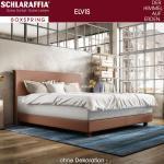 Schlaraffia Elvis Boxspringbett 180x200 cm inkl. Topper & Air-Matratze H2/H3 - Ausstellungsstück 180x200 cm