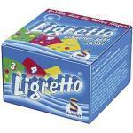 Schmidt Ligretto blau Kartenspiel