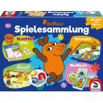 SCHMIDT SPIELE 40598 Die Maus, Spielsammlung