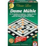 Schmidt Spiele 49083 Dame / Mühle