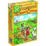 Schmidt Spiele Carcassonne: Über Stock und Stein 48249