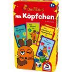 Schmidt Spiele Reisespiel Wissenspiel Mit Köpfchen Die Maus 51255