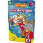 SCHMIDT SPIELE (UE) Benjamin Blümchen - Lerne die Formen Gesellschaftsspiel