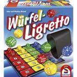 Schmidt Würfel-Ligretto Würfelspiel