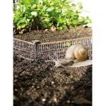 Schneckenzaun Schneckenabwehr - Sehr wirksam ohne Gift