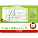 Schreiblernheft A4 quer 16 Blatt Lineatur SL