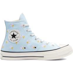 Blaue Converse Chuck Taylor All Star '70 High Top Sneaker & Sneaker Boots für Damen