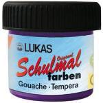 Schulmalfarbe 18ml violett LACUFA K102027 Becher