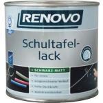 SchultafelFarbe SchultafelLack Tafellack RENOVO 375 ml schwarz matt WB