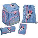 Scooli EasyFit Schulranzen-Set 5tlg Minnie Mouse
