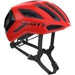 Scott Centric Plus Rennrad Fahrrad Helm Fiery rot 2021: Größe: S (51-55cm)