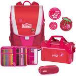 Scout Schulranzen Set Ultra 4-teilig Cherry Red