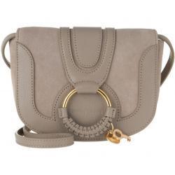 See By Chloé Umhängetasche - Hana Mini Bag Motty Grey - in grau - für Damen
