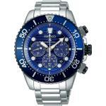 Seiko Prospex Solardiver Chronograph SSC675P1 / SSC675 Blue Ocean