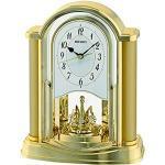 Seiko Tischuhr Motion gold Kunststoff Drehpendel QXN228G