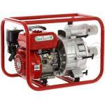 Selbstansaugende Benzin Motorpumpe GeoTech LTP80 für Schmutzwasser, Anschlüsse 80 mm
