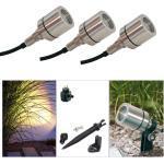 Seliger Aquaspot 300 Power LED ( 3-fach Scheinwerfer)