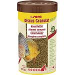 sera Discus Granulat Nature 250 ml (105 g) - Hauptfutter für alle Diskusfische, Diskus Futter