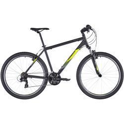 "Serious Rockville 27,5"" black/yellow 46cm (27.5"") 2020 Mountainbike Hardtails"