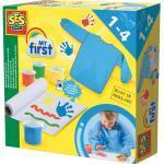 SES my first 4er-Pack Mein erstes Fingerfarben