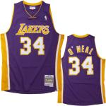 Mitchell & Ness Los Angeles Lakers Shaquille O'Neal Basketball Bekleidung