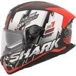 Shark Skwal 2 Noxxys Integralhelm rot XL