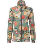 Sherpa - Women's Zehma Full Zip Jacket - Fleecejacke Gr XS grau/beige