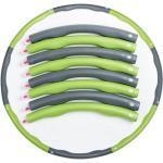 SHG Hula-Hoop-Reifen »RK-1007 Reifen für Erwachsene & Kinder, 8 teilig bis 96 cm, 1.1 kg, Kunststoffkern mit Schaumstoffmantel, Hulahoop Reifen«