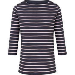 Shirt 3/4-Arm Bogner blau