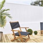 Sichtschutzmatte CATRAL PVC 300x90 cm weiß
