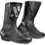 Sidi Strada Rain Motorradstiefel, schwarz, Größe 36, schwarz, Größe 36