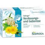Sidroga Verdauungs- und Gallentee Filterbeutel 20X2.0 g