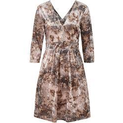SIENNA Kleid creme-weiß