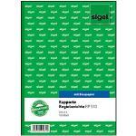Sigel Geschäftsbuch RP510 DIN A5 100 Blatt