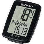 SIGMA SPORT BC 7.16 Fahrradcomputer kabelgebunden 2021 Fahrradcomputer