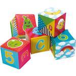 Simba Toys ABC Soft-Stapelwürfel 6 Stück + 0,27€ Cashback auf Deine nächste Bestellung
