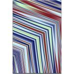 Weiße Sinus Art abstrakte Bilder