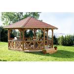 Skan Holz Pavillon Lyon Größe 2