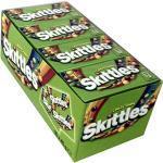 Skittles Crazy Sours, Sauer-Fruchtig, 16 Packungen Kaubonbons à 45 g