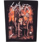 Slayer - Devil On Throne - Aufnäher -