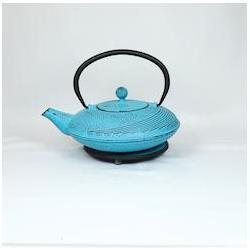 smaajette Teekanne Tsuki, 1,0 l blau Kannen Geschirr, Porzellan Tischaccessoires Haushaltswaren