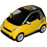 Smart Fortwo For Two For2 2 Gelb 1/24 New Ray Modellauto Modell Auto