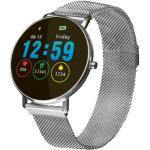 Smartwatch Atlanta Silberfarben