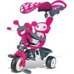 Smoby Baby Driver Komfort Rosa