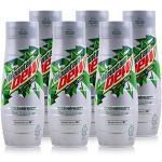 SodaStream Sirup Mountain Dew Light - 1x Flasche ergibt 9 Liter Fertiggetränk, Sekundenschnell zubereitet und immer frisch, 6er Pack (6 x 440 ml)
