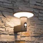 Solar LED Wandleuchte Karina