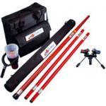 Solo Detector Tester Prüf-Set Solo 812 für Rauchmelder bis 8,2m Höhe inkl. Tasche und Melderpflücker