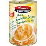 Sonnen Bassermann Zwiebel-Suppe , 3er Pack (3 x 400 ml Dose)