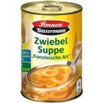 Sonnen Bassermann Zwiebel-Suppe, 6er Pack (6 x 400 ml Dose)