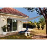 Sonnensegel 3 m - dreieckig - anthrazit - Sonnenschutz 160g/qm